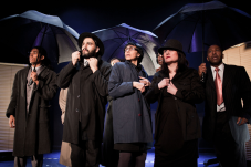 StoneCrabs production of The Asphalt Kiss by Nelson Rodrigues directed by Franko Figueiredo, 2012